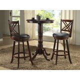Lau Bar & Counter Stool (Set of 2) by Millwood Pines