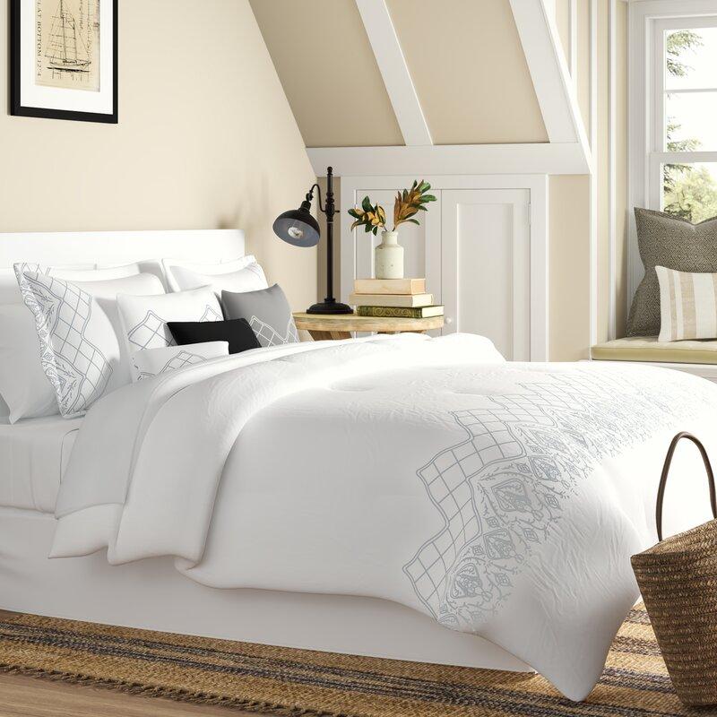 Lark Manor Benson Comforter Set