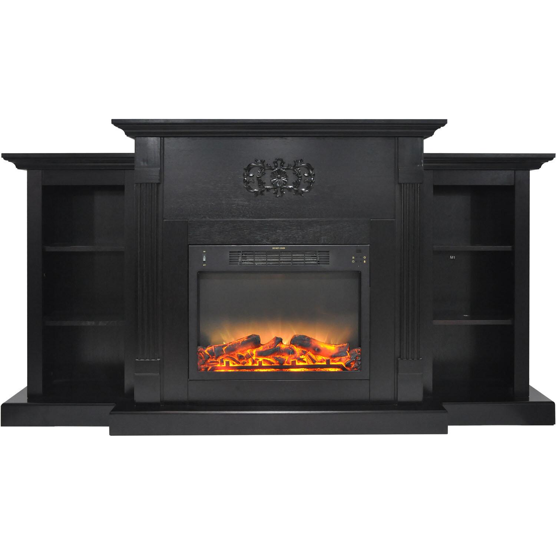 Alcott Hill Dimmick Electric Fireplace Reviews Wayfair