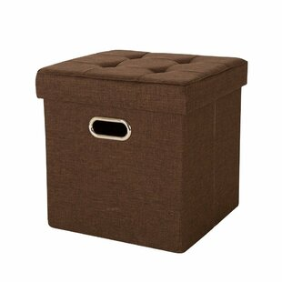 Reviews Storage Ottoman By Rebrilliant