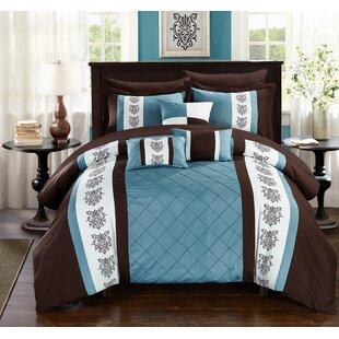 Clayton 8 Piece Comforter Set