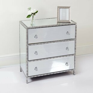 Hico 3 Drawer Chest By Williston Forge