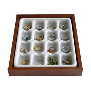 Reviews Ring and Earring Organizers By Rebrilliant