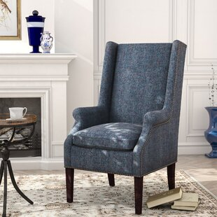 Three Posts Grigsby Wingback Chair