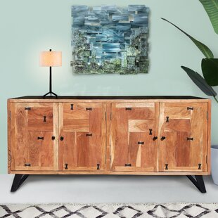 Metal Rustic Sideboards Buffets You Ll Love In 2021 Wayfair