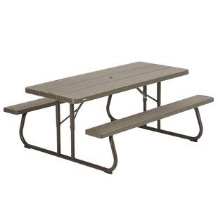 Lifetime 6' Picnic Table