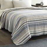 Herringbone Cotton Blanket byEddie Bauer