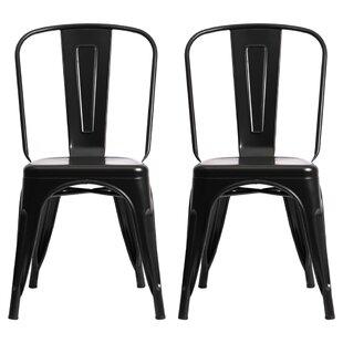 Veun Dining Chair (Set Of 2) By Borough Wharf