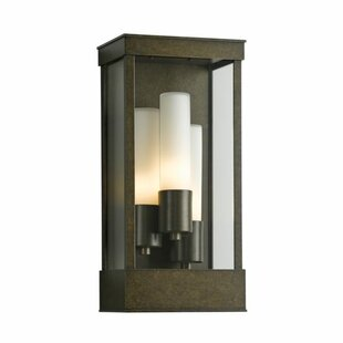Portico 3-Light Outdoor Sconce by Hubbardton Forge