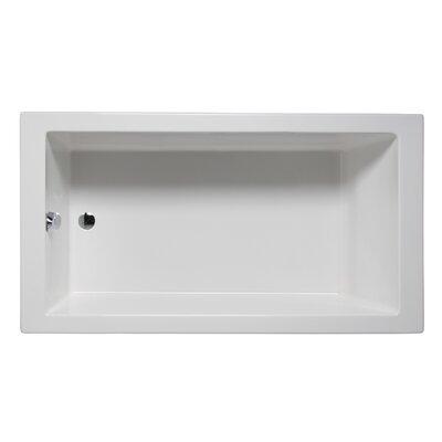 Extra Deep Soaking Bathtub Wayfair