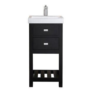 18 inch bathroom vanity. Save to Idea Board  Knighten 18 Single Bathroom Vanity Set Inch Vanities Joss Main