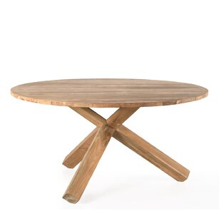 Newfields Solid Wood Dining Table by Rose..