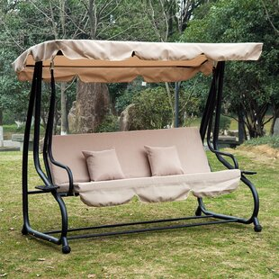 Outdoor Swing Bed With Stand