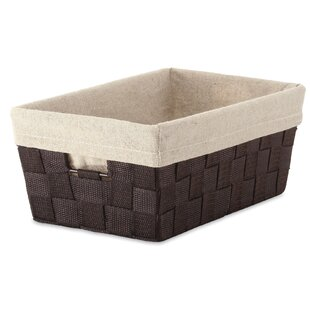 Inexpensive Woven Tote with Liner ByWhitmor, Inc