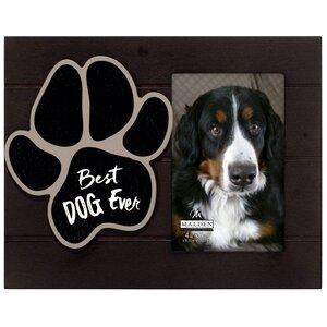 Best Dog Ever Picture Frame