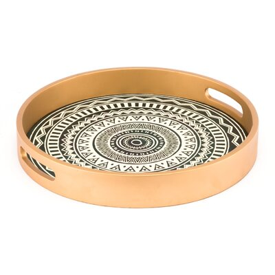 Bungalow Rose Eskil Tribal Accent Tray