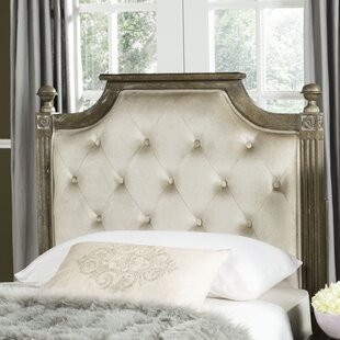 Ophelia & Co. Binne Upholstered Panel Headboard