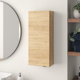 30 X 71.3cm Wall Mounted Cabinet By Hudson Reed