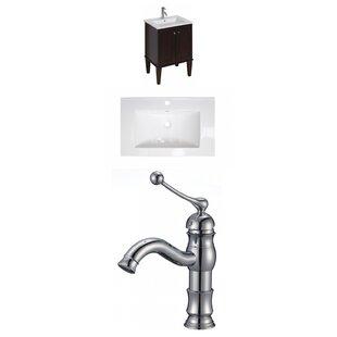 Roxy 24 Single Bathroom Vanity Set