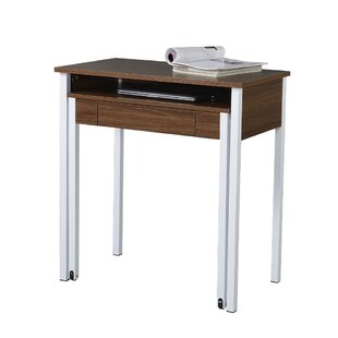 Bargain Compact Retractable Writing Desk By Techni Mobili