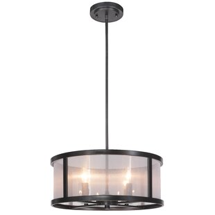 Charlton Home Elmer 4-Light Pendant
