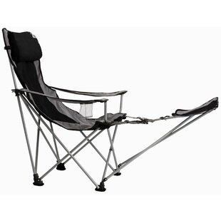 Folding Camping Chair with Cushion by Travel Chair