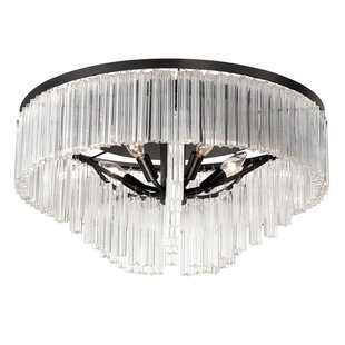 Rosdorf Park Lower Vobster 5-Light Drum Chandelier