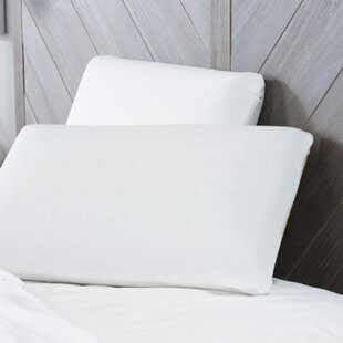 Comfort Memory Foam Standard Pillow (Set of 2)