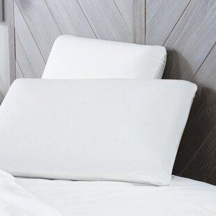 Comfort Memory Foam Standard Pillow (Set of 2)