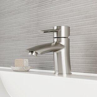 VIGO Bova Single Lever Basin Bathroom Faucet