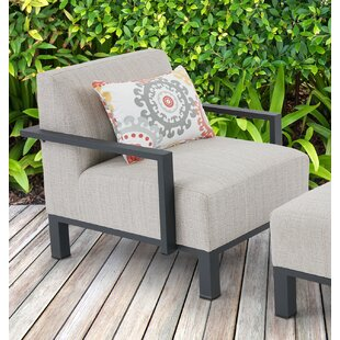 Ivy Bronx Imala Arm Chair with Cushions