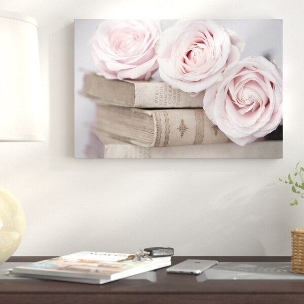 East Urban Home 'vintage Roses' Photographic Print & Reviews by East Urban Home