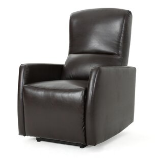 Hyler Upholstered Power Recliner Latitude Run