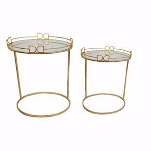 Purchase Burcet End Table by House of Hampton