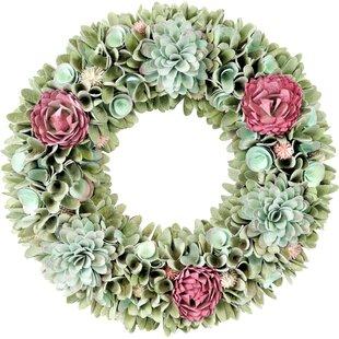 50cm Succulent Wreath Image