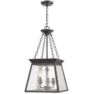 Charlton Home Flitwick 3-Light Lantern Pendant