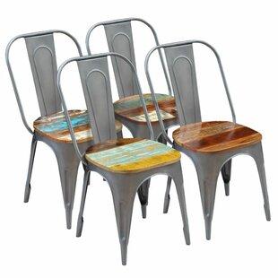 17 Stories Keturah Dining Chair (Set of 4)