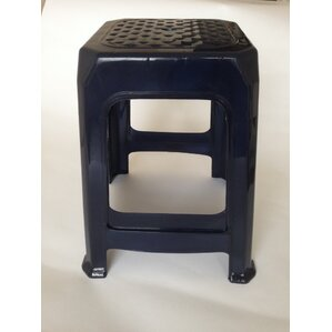 1step plastic step stool with 250 lb load capacity