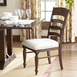 "Georgina Ladder-Back Side Chairs (Set of 2) by Birch Laneโ""ข Heritage"