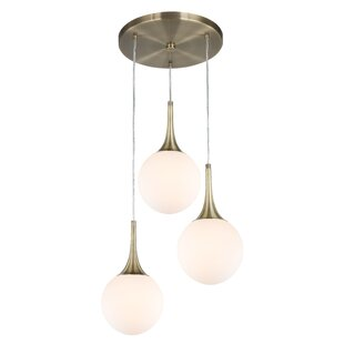Ovellette 3-Light LED Pendant ..