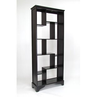 Winfred Geometric Bookcase by Darby Home Co