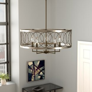Cliffside 5-Light Drum Chandelier