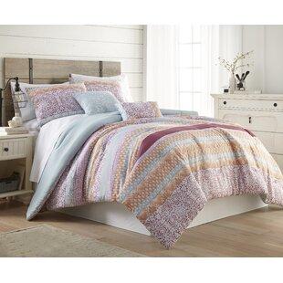 Mistana Mitzi 5 Piece Reversible Comforter Set