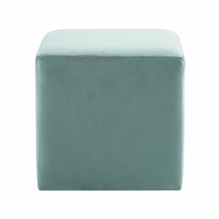 Daughtrey Cube Ottoman by Hashtag Home