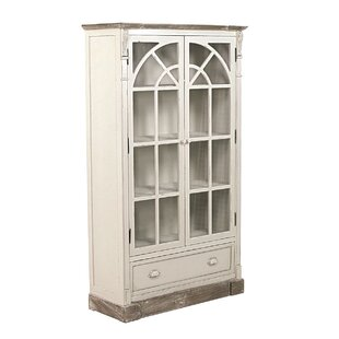 Pauletta Display Cabinet By Brambly Cottage