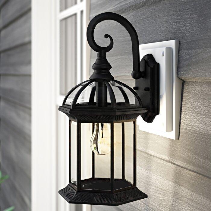 Powell Outdoor Wall Lantern