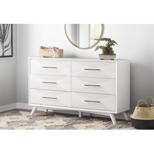 Mercury Row Mcelrath 6 Drawer Dresser