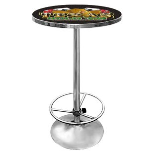 Texas Hold'em Pub Table by Trademark Global