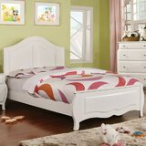 Chaudri Platform Solid Wood Configurable Bedroom Set by Harriet Bee