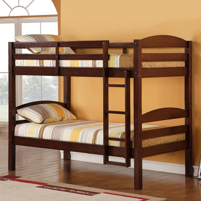 Abby Twin Over Bunk Bed